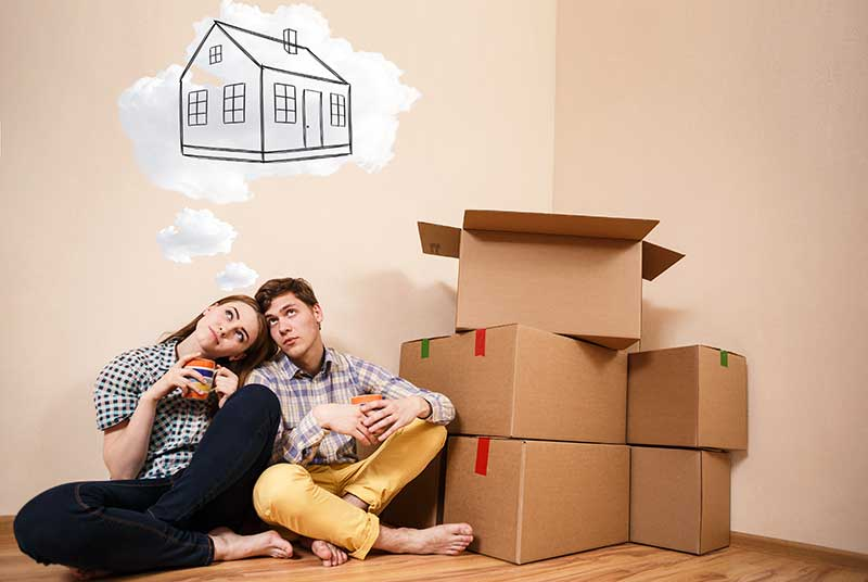 New home purchase jitters