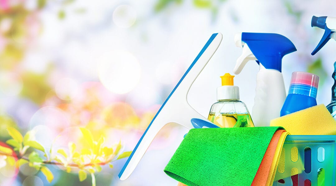 This Year We Make Spring Cleaning Easy